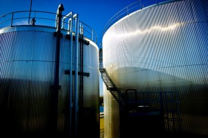 Biopower Storage Tanks