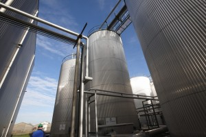 Biopower Oostende Tanks